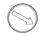 Desenho de Passo necessário 2 para colorear