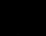 Desenho de pimento para colorear