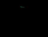 Desenho de Reciclar pilha para colorear