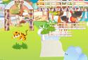 Decorar o seu jardim zoológico