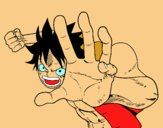 Combate Luffy