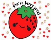 You're berry sweet