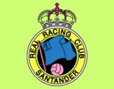 Emblema do Real Racing Club de Santander