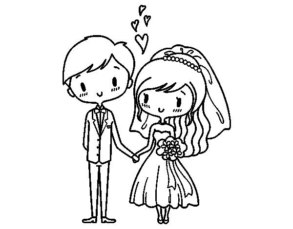 desenho de casal realmente apaixonado para colorir colorir com