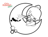 Desenhos De Kawaii Para Colorir Colorircom